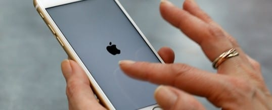 apple fixt dode iphones