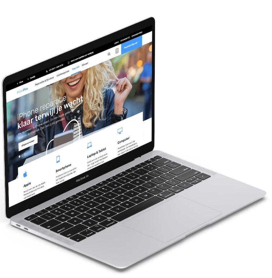 Macbook reparatie rotterdam