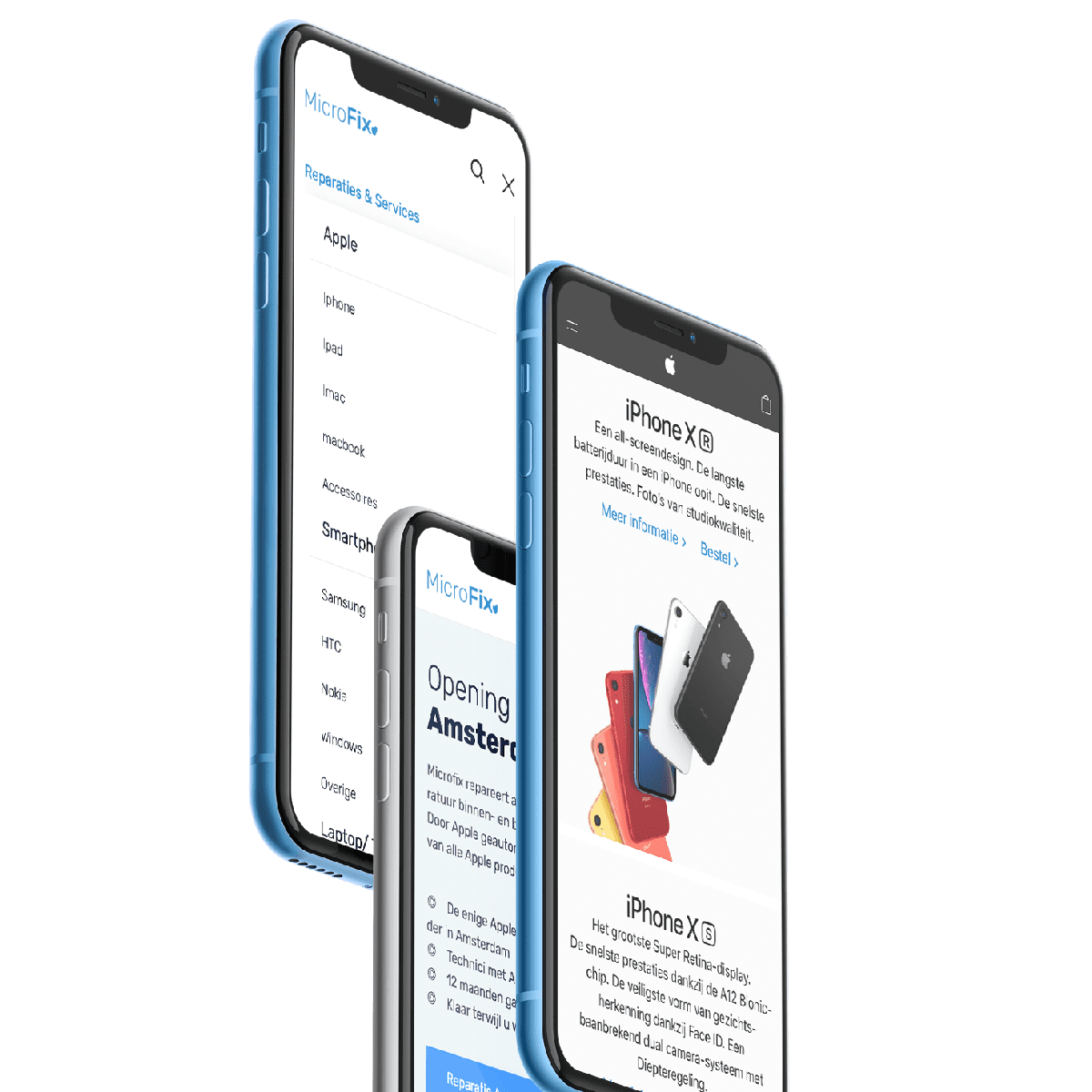 iphone 12 reparatie