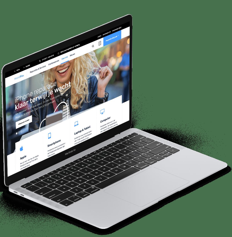 macbook pro waterschade
