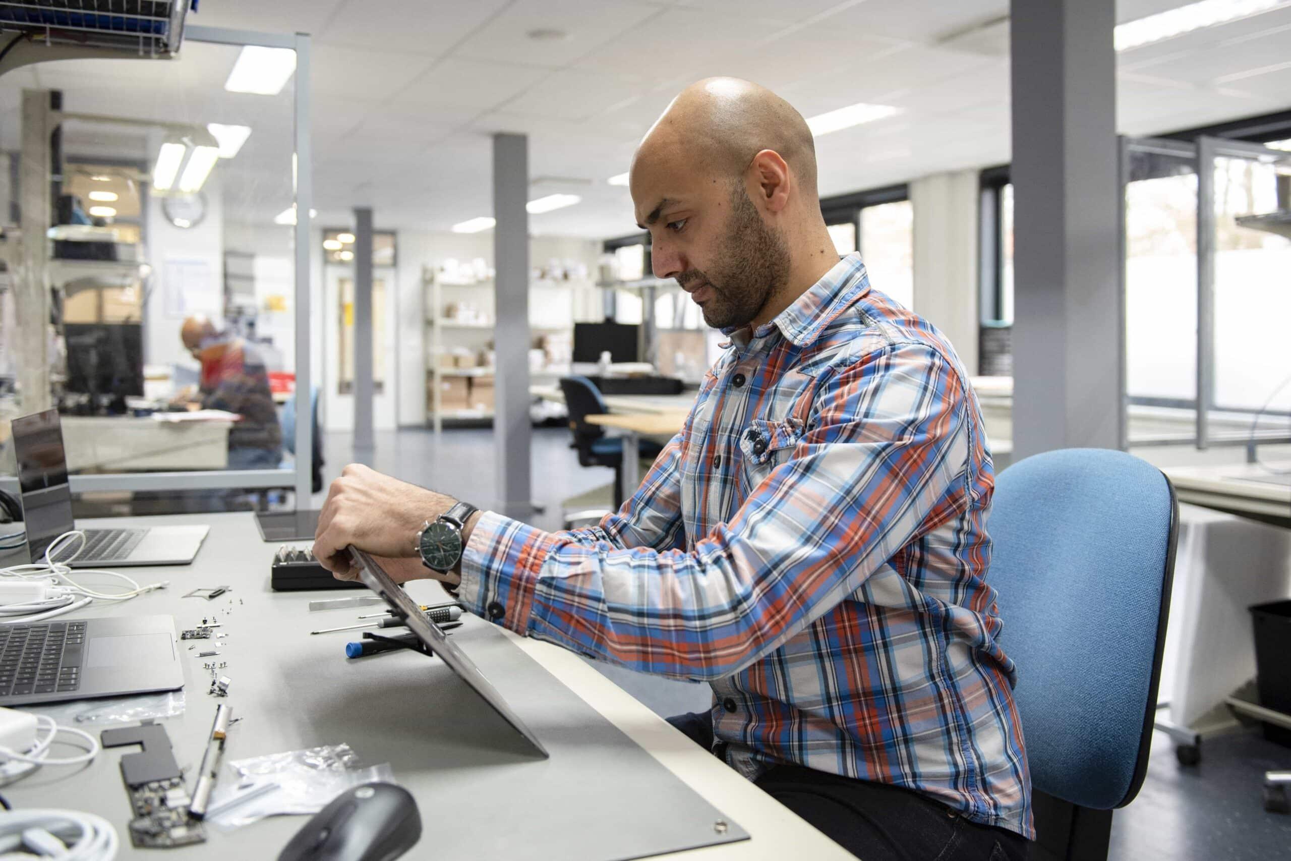 microfix sony reparatie amsterdam