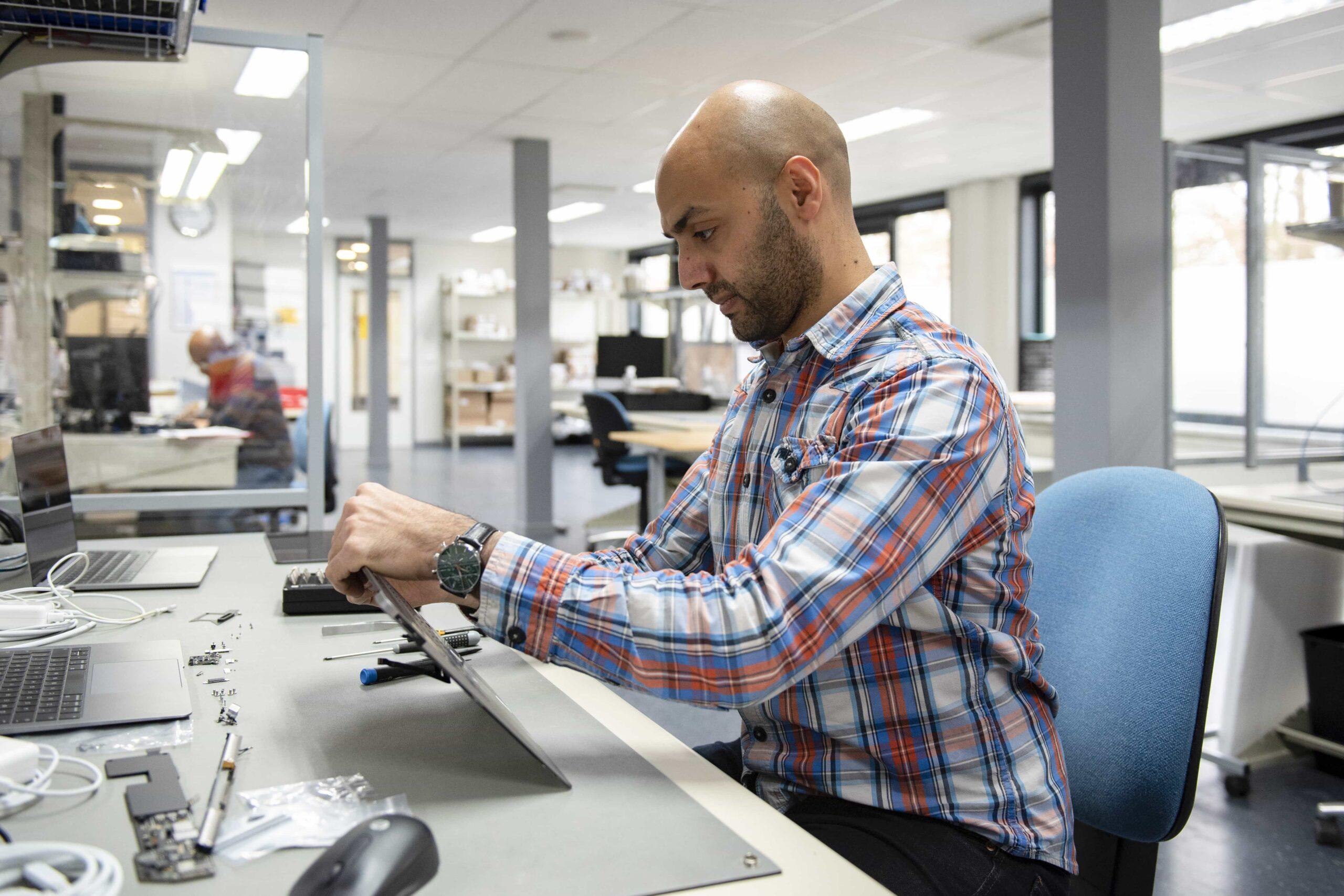 microfix telefoon reparatie den haag
